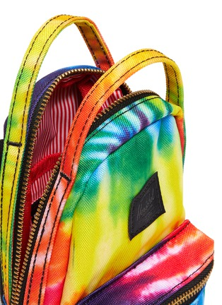 Detail View - Click To Enlarge - THE HERSCHEL SUPPLY CO. - 'Nova' tie dye kids crossbody bag