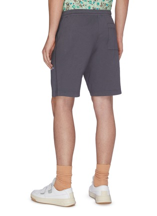 Back View - Click To Enlarge - ACNE STUDIOS - Elastic waistband shorts