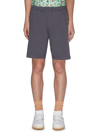 Main View - Click To Enlarge - ACNE STUDIOS - Elastic waistband shorts