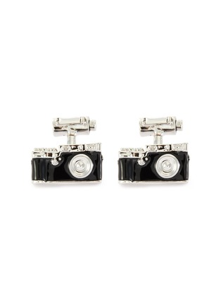 Main View - Click To Enlarge - BABETTE WASSERMAN - Camera and film cufflinks