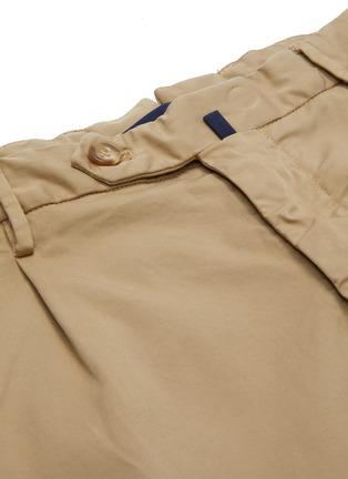 - INCOTEX - Cotton Bermuda shorts