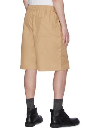 Back View - Click To Enlarge - OAMC - Gabardine shorts
