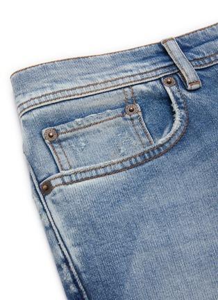 - ACNE STUDIOS - Distressed skinny jeans