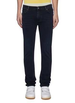 Main View - Click To Enlarge - ACNE STUDIOS - Dark wash skinny jeans