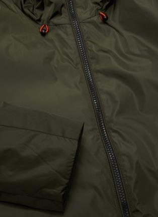 - SAVE THE DUCK - 'Megax' waterproof hooded jacket