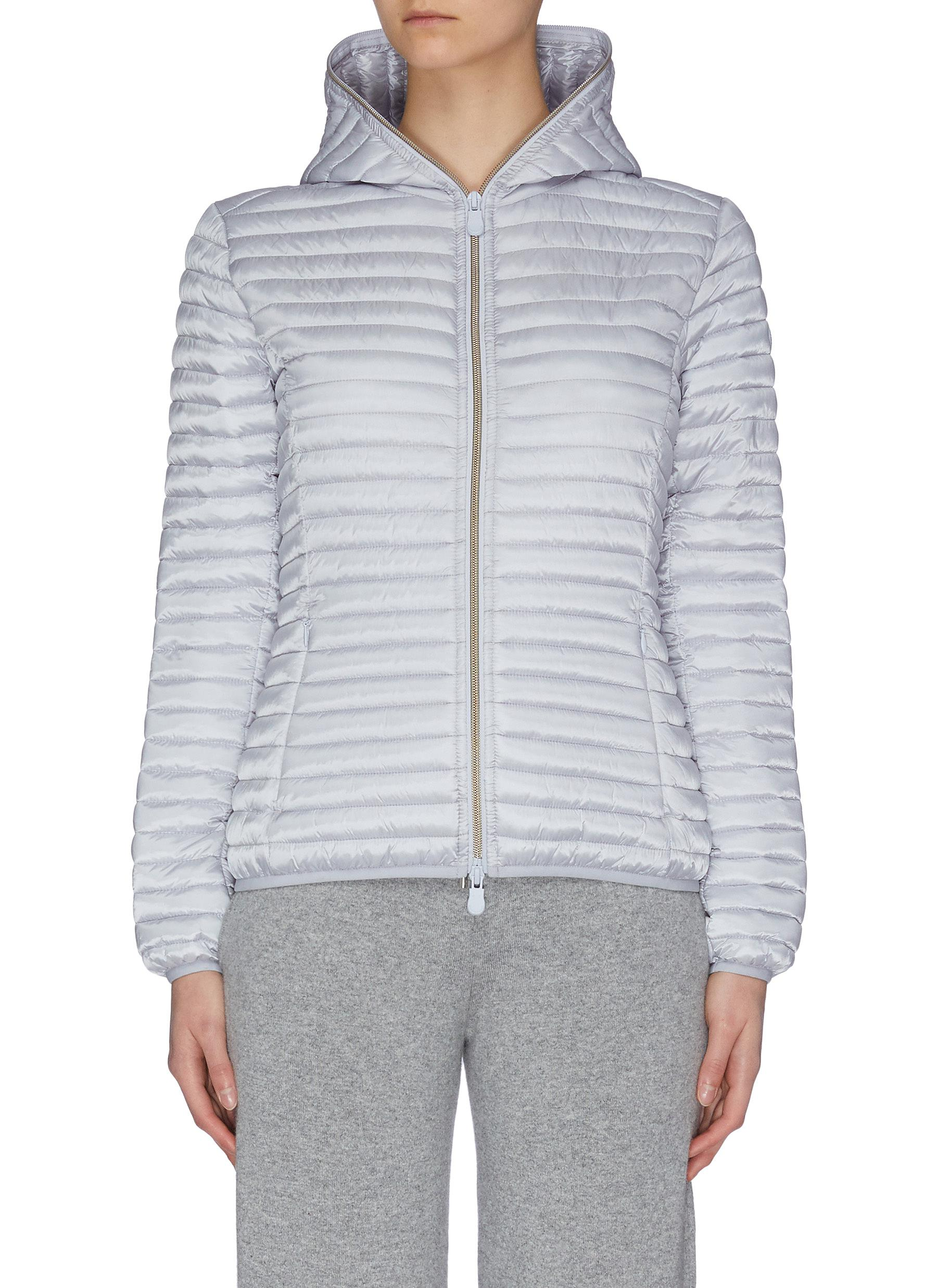 Buy Save The Duck Jackets 'Irisx' hooded down jacket