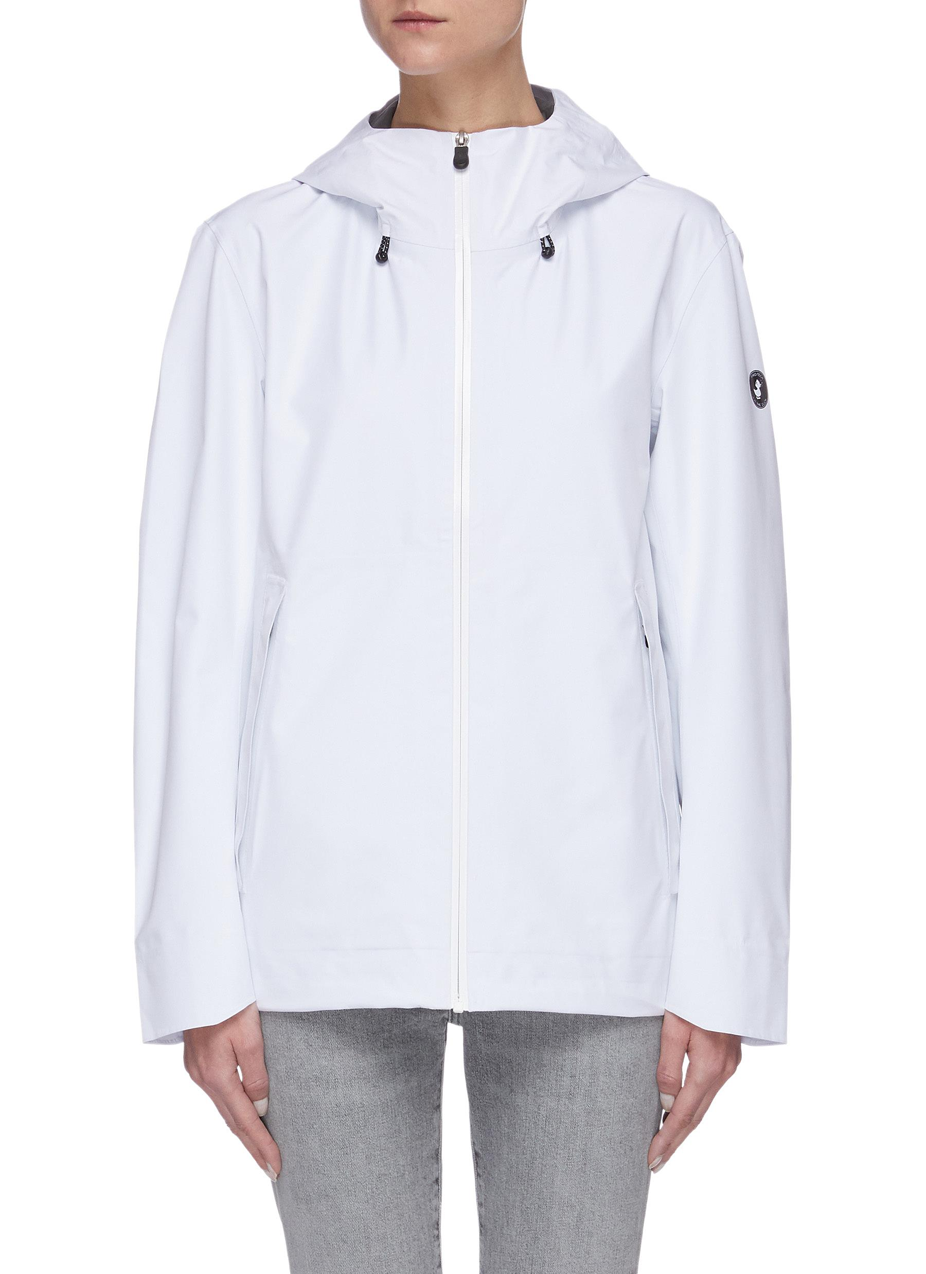 Buy Save The Duck Jackets 'Iconx' Hooded short shell jacket