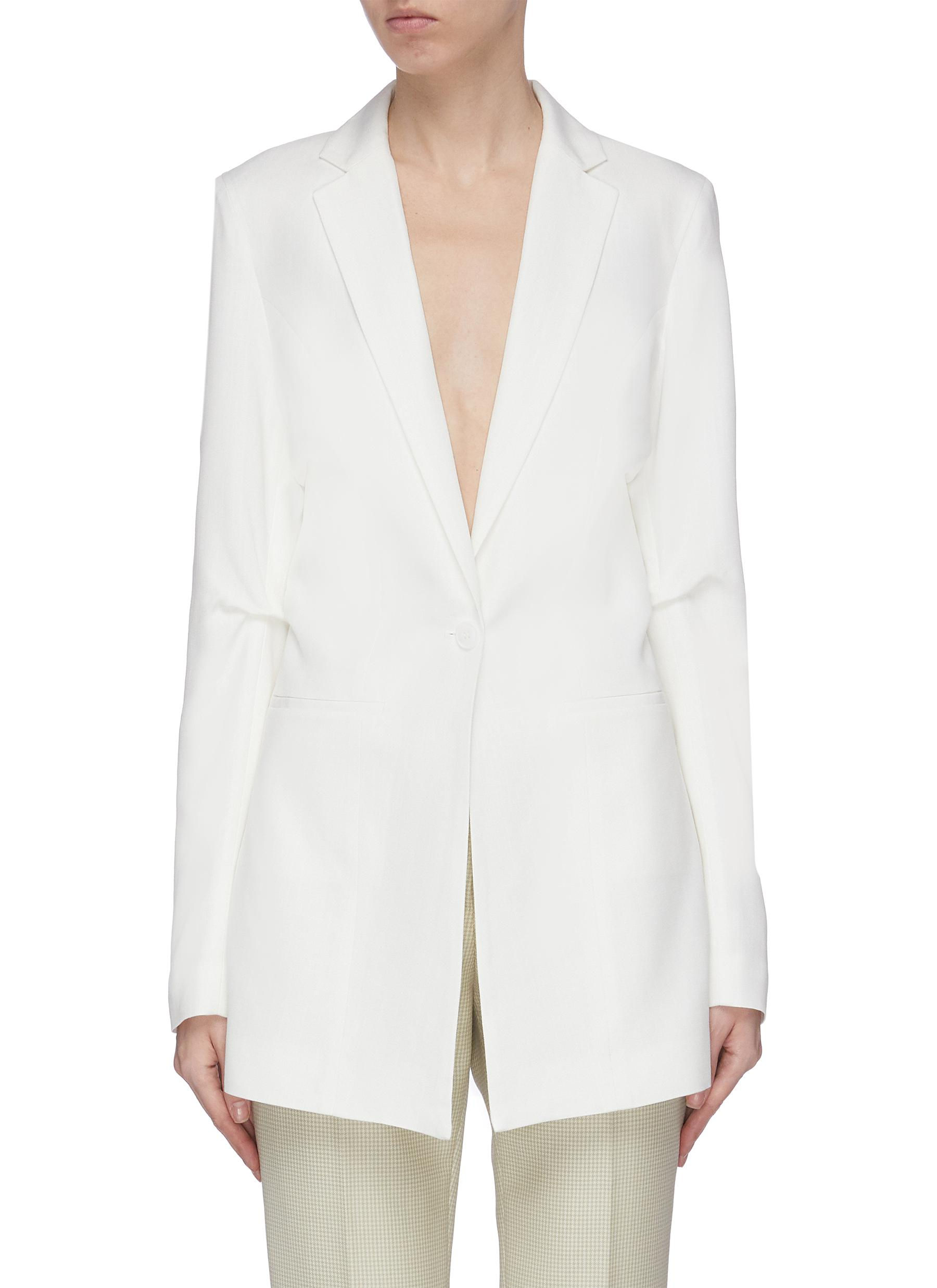 shop Jacquemus Double Breasted Blazer online