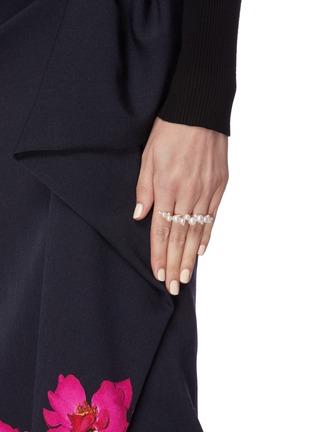 Figure View - Click To Enlarge - SARAH & SEBASTIAN - 'Dream Buoy' ring