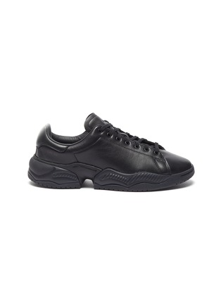 Main View - Click To Enlarge - ADIDAS - x OAMC 'Type O-2L' lace-up leather sneakers