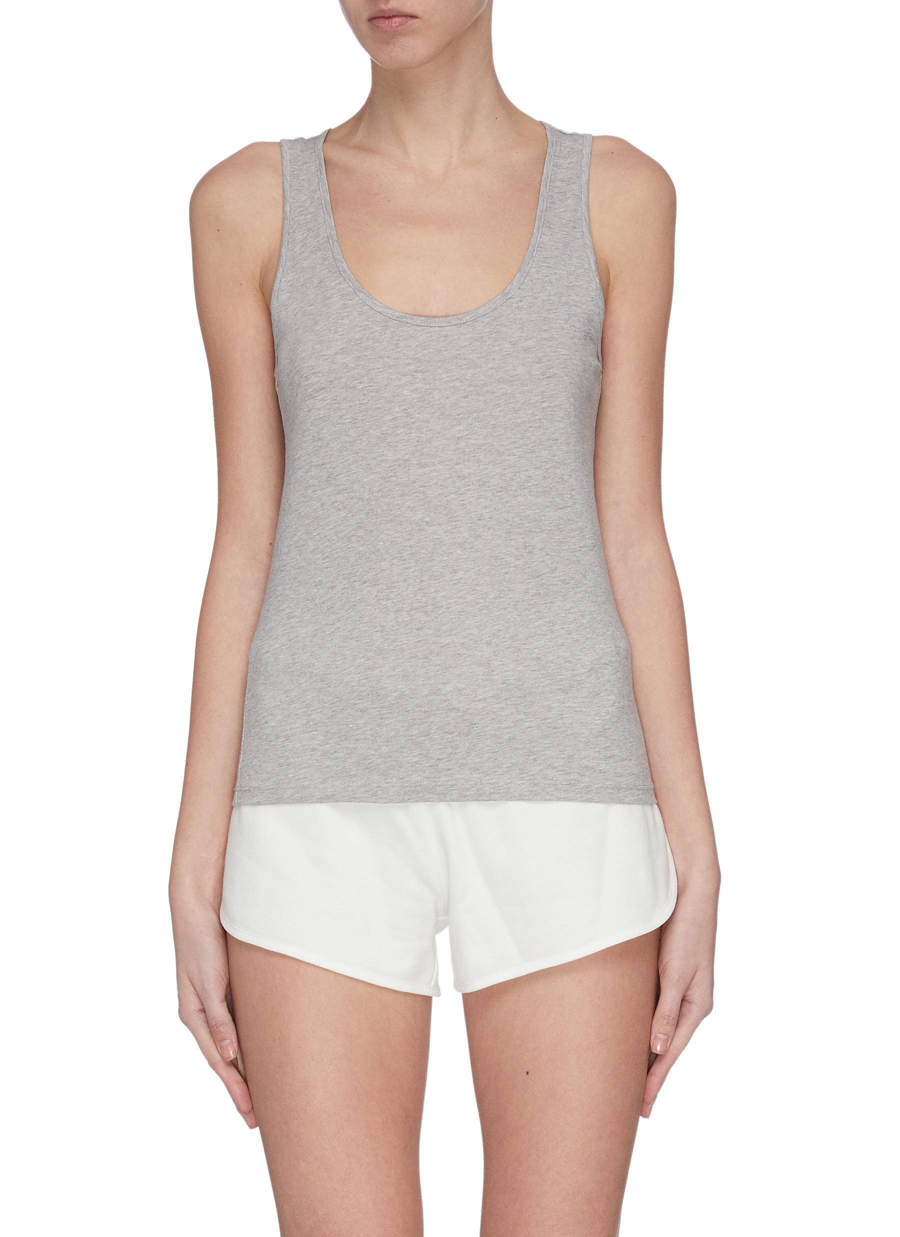 shop Ninety Percent Organic cotton vest online