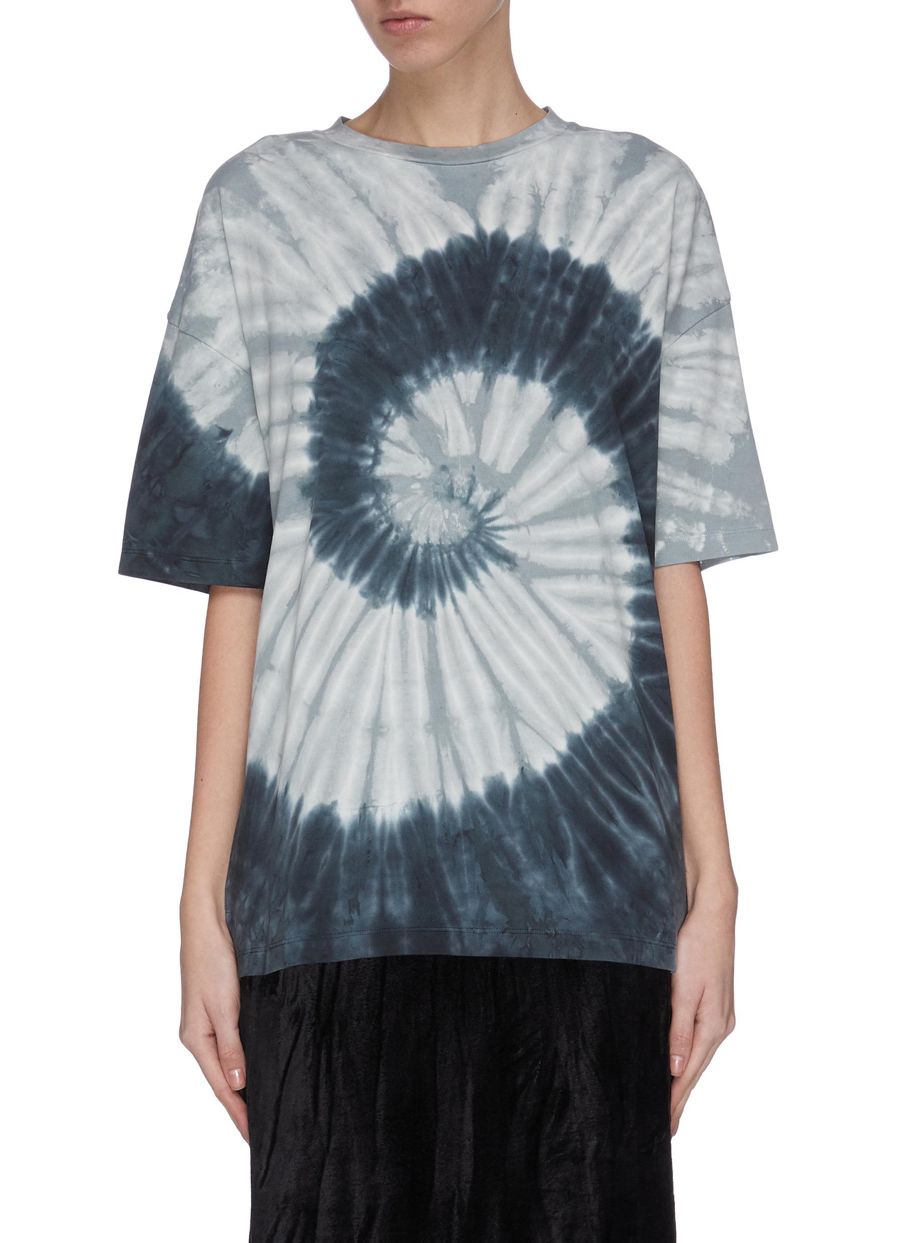 shop Ninety Percent Organic cotton tie dye T-shirt online