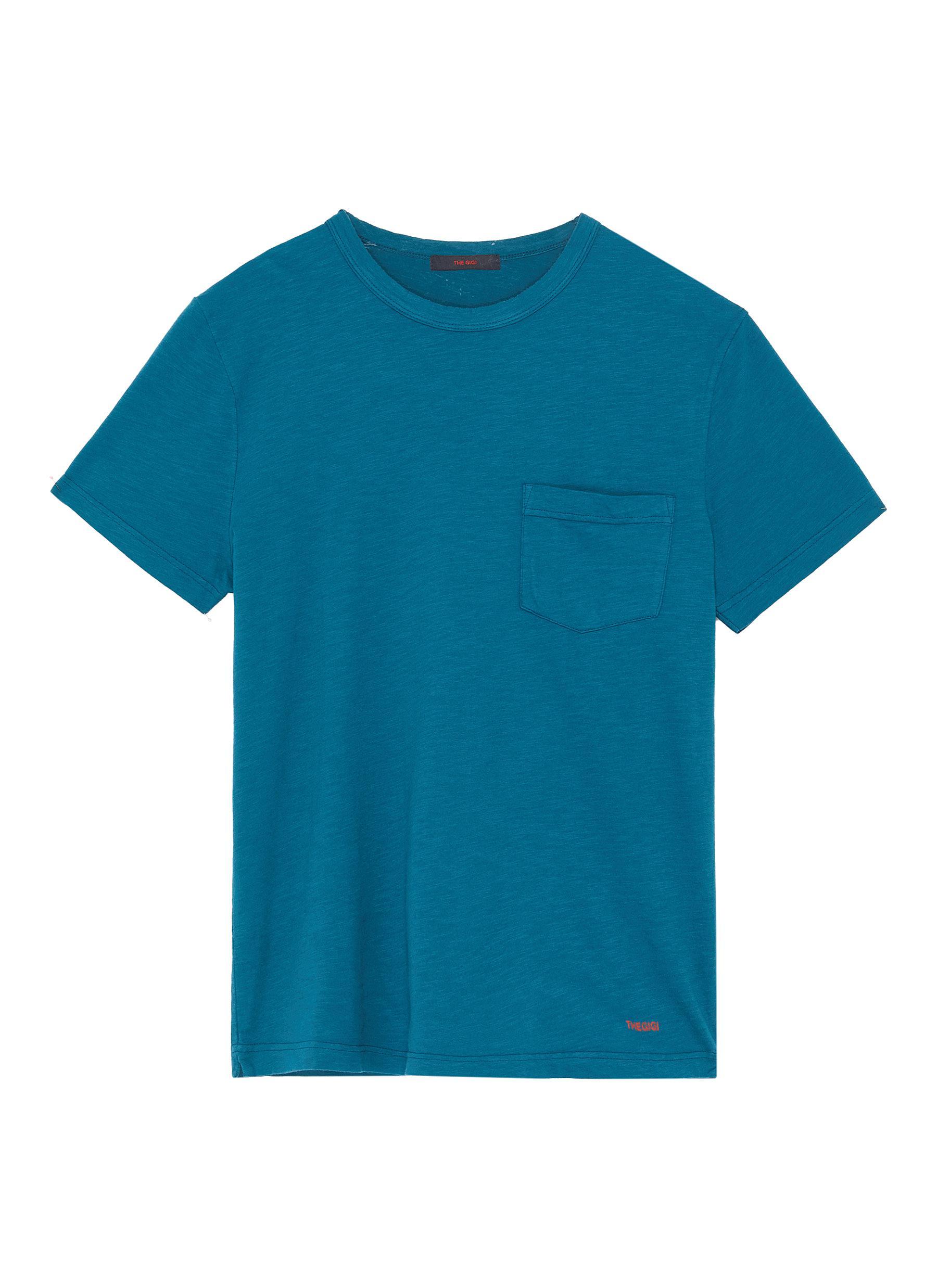 Chest pocket T-shirt - THE GIGI - Modalova