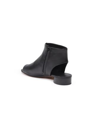 - VINCE - 'Maro' cutout leather sandals