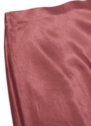 - VINCE - Satin slip skirt
