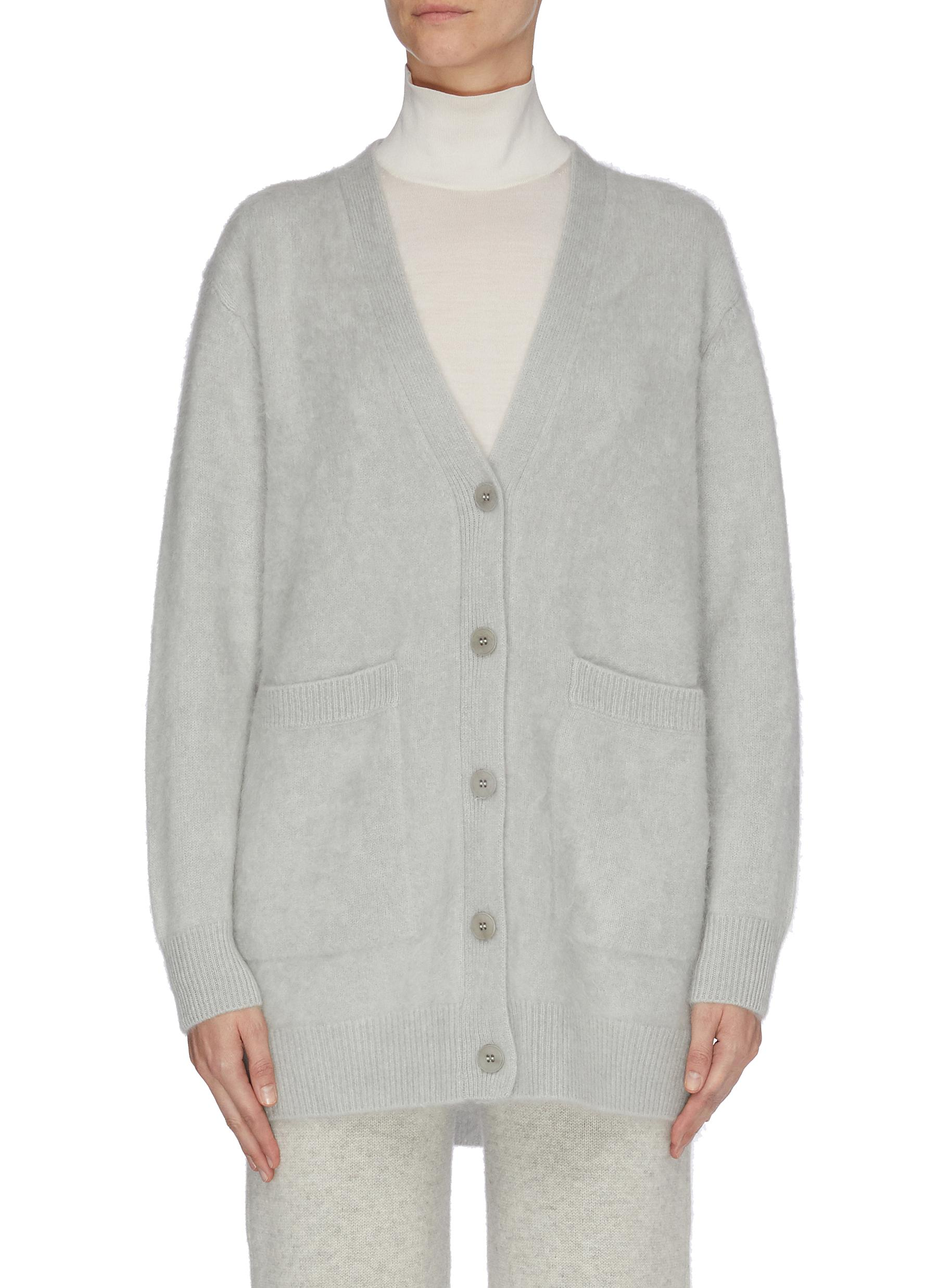 shop Crush Collection V-neck cashmere cardigan online