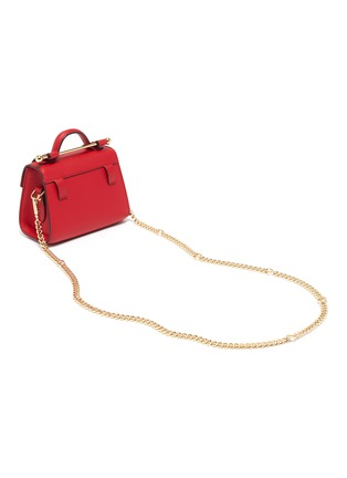 Detail View - Click To Enlarge - STRATHBERRY - ALLEGRO MICRO' SATCHEL STYLE CROSSBODY BAG