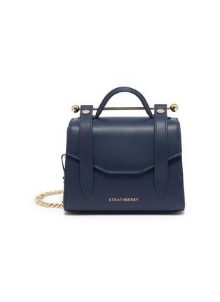 Main View - Click To Enlarge - STRATHBERRY - ALLEGRO MICRO' SATCHEL STYLE CROSSBODY BAG