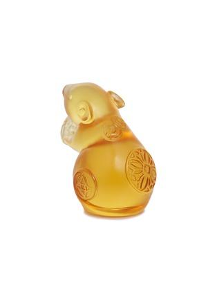 - TITTOT - Mouse Holding Coins Sculpture