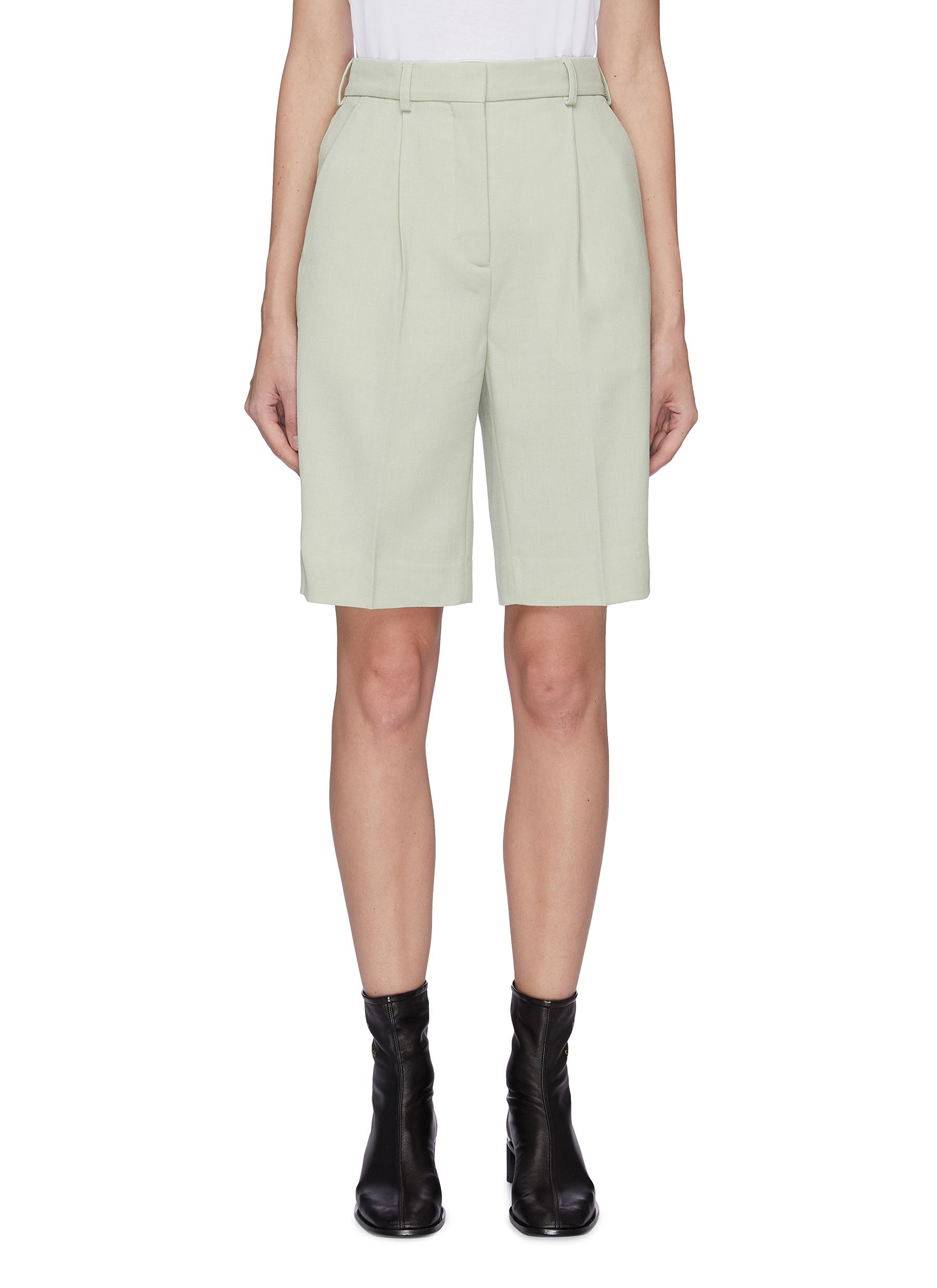shop Acne Studios Tailored shorts online