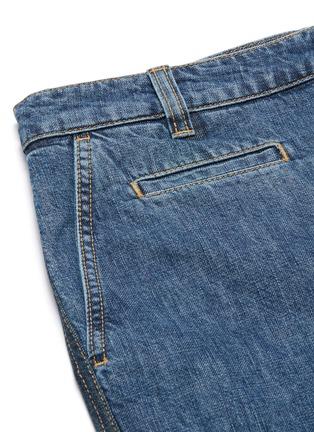 - LOEWE - 'Fisherman' bicolore jeans