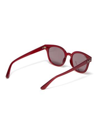 Figure View - Click To Enlarge - RAY-BAN - Acetate frame wayfarer sunglasses