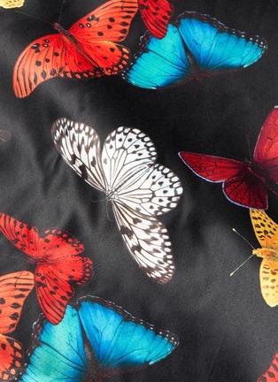 - ALICE + OLIVIA - 'Earla' butterfly print flared skirt