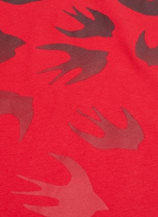 - MCQ ALEXANDER MCQUEEN - Swallow print T-shirt