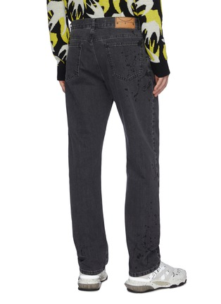 Back View - Click To Enlarge - MCQ ALEXANDER MCQUEEN - Reggie jeans