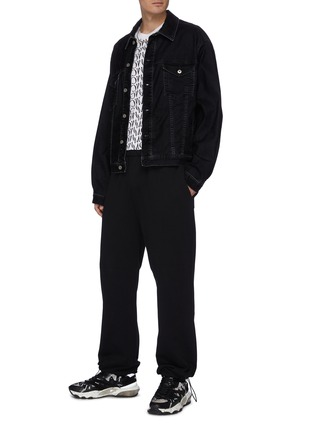 Figure View - Click To Enlarge - MCQ ALEXANDER MCQUEEN - Classic track pants