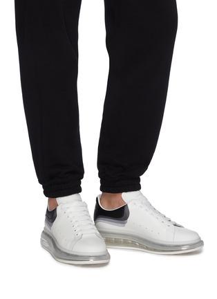 Figure View - Click To Enlarge - ALEXANDER MCQUEEN - 'Larry' dégradé effect sneakers
