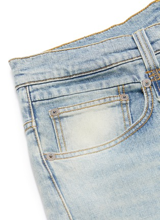 - R13 - Faded slim fit jeans