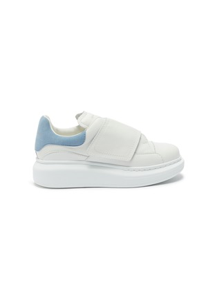 Main View - Click To Enlarge - ALEXANDER MCQUEEN - Velcro sneaker chunky outsole kids sneakers