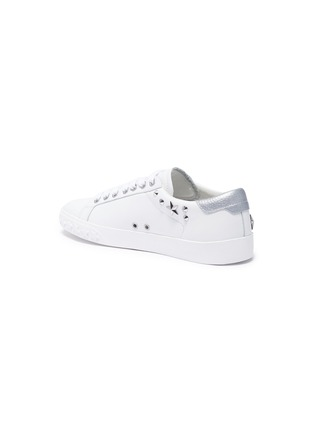 - ASH - 'Dazed' stud calfskin leather sneakers