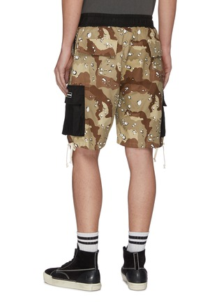 Back View - Click To Enlarge - DANIEL PATRICK - 'M93' Cargo Shorts