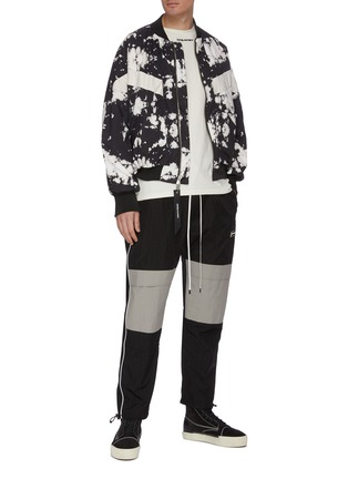 Figure View - Click To Enlarge - DANIEL PATRICK - Tie Dye Bomber Jacket