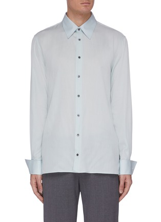 Main View - Click To Enlarge - JOSEPH - 'Paul' Summer twill shirt