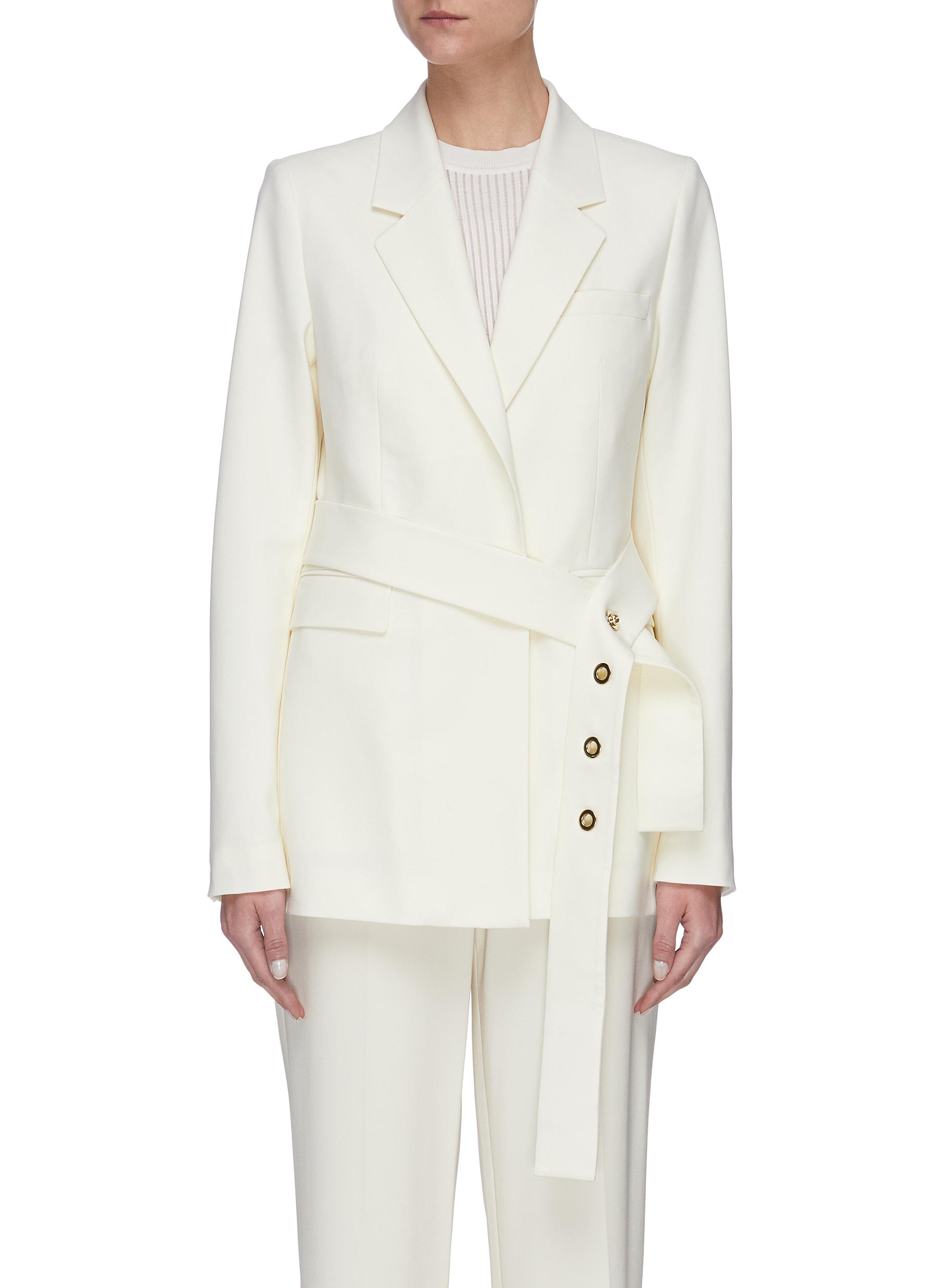 shop Equil Single breasted blazer online