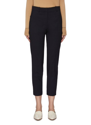 Main View - Click To Enlarge - EQUIL - Crop suiting pants