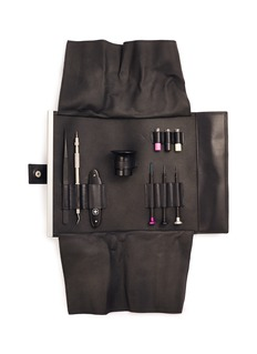 Bamford Watch Department Leather wrap tool kit