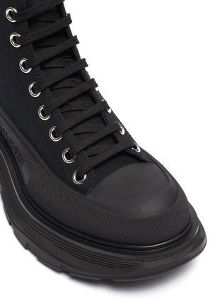 Detail View - Click To Enlarge - ALEXANDER MCQUEEN - 'Tread Slick' boots