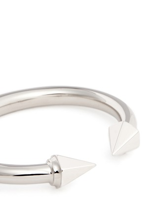 Detail View - Click To Enlarge - VITA FEDE - 'Titan Thea' faceted spike cuff