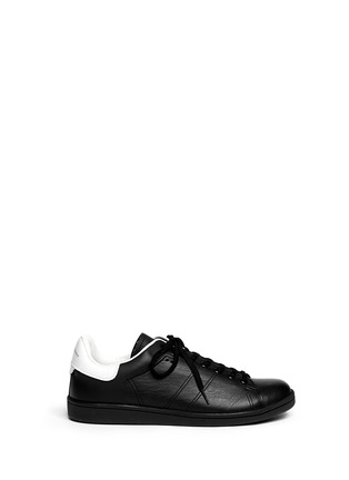 Main View - Click To Enlarge - Isabel Marant Étoile - 'Bart' leather sneakers
