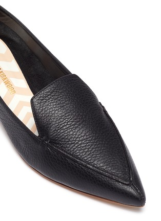 Detail View - Click To Enlarge - NICHOLAS KIRKWOOD - Beya' panelled loafers