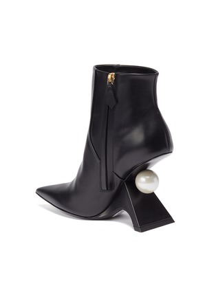 - NICHOLAS KIRKWOOD - 'Jazzelle' structural heel ankle boots