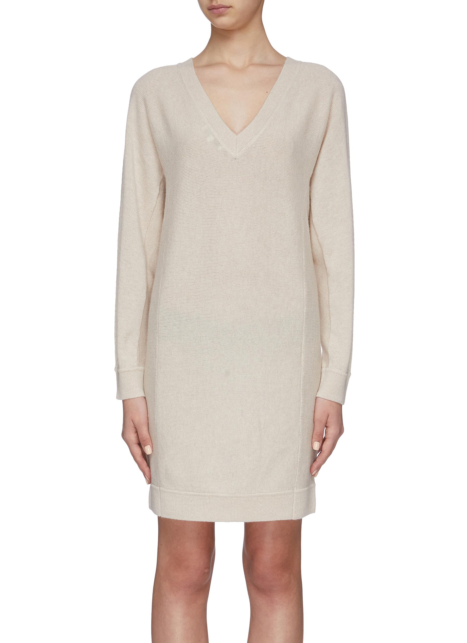 shop Vince Dolman Sleeve Dress online