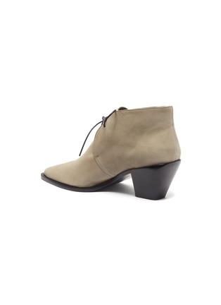 - MERCEDES CASTILLO - 'Karington' suede ankle boots