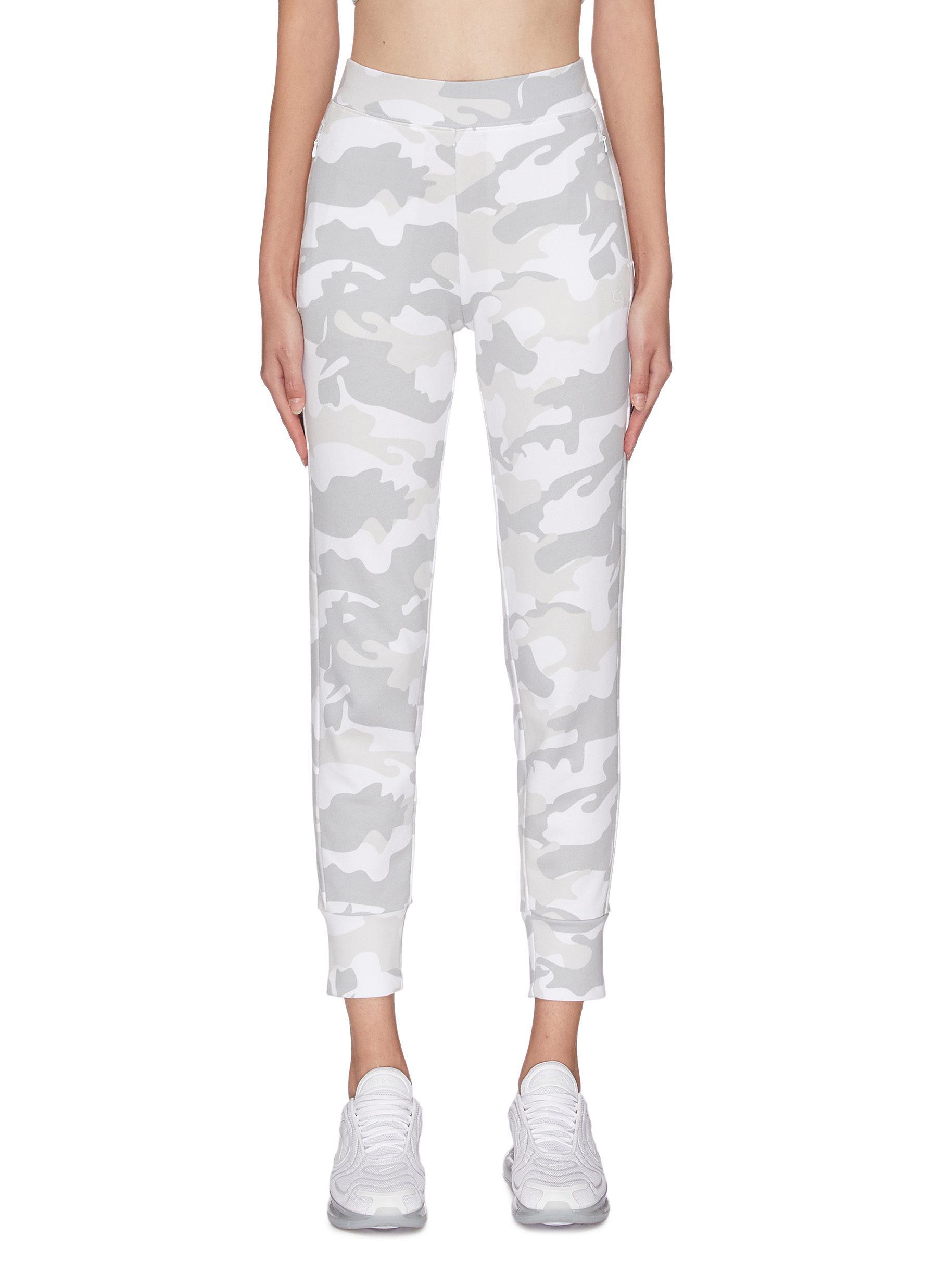 shop Calvin Klein Performance Camo print sweatpants online
