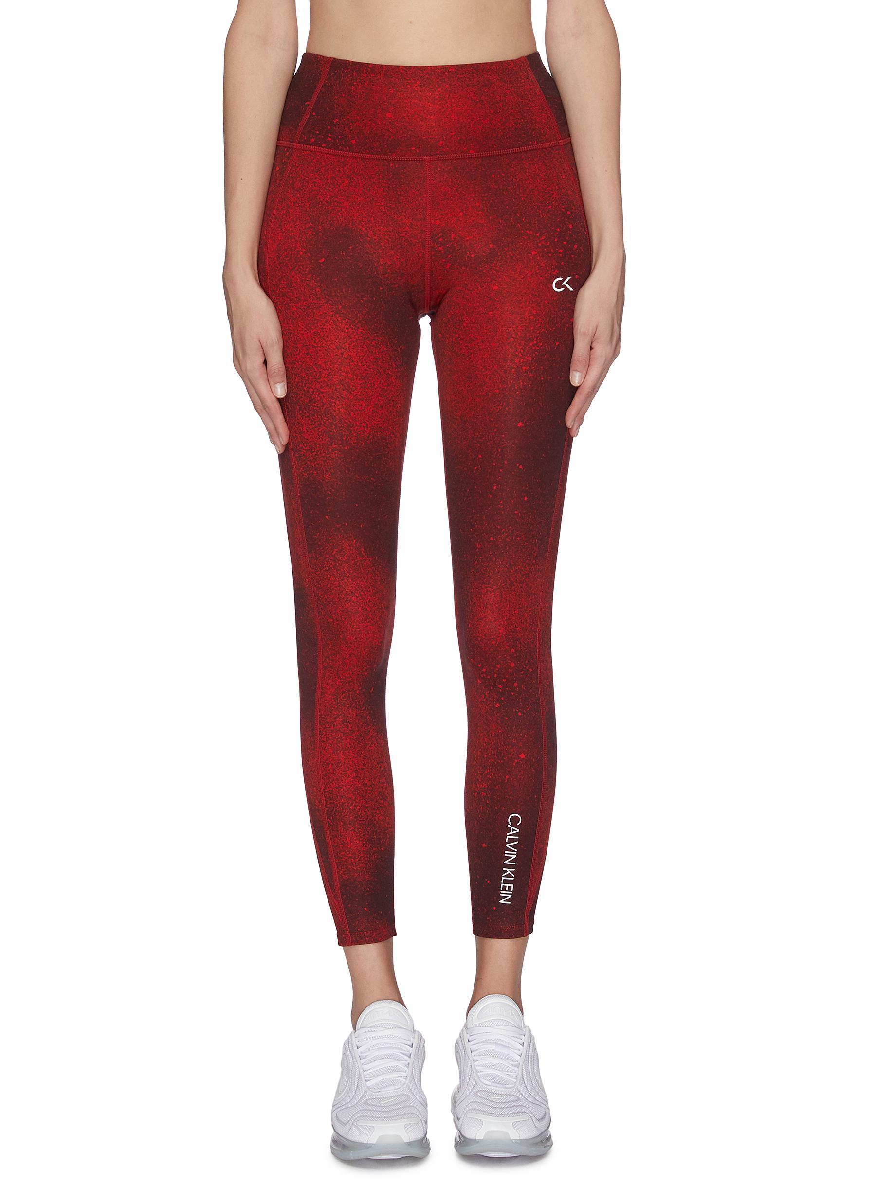 shop Calvin Klein Performance 'Galaxy' leggings online