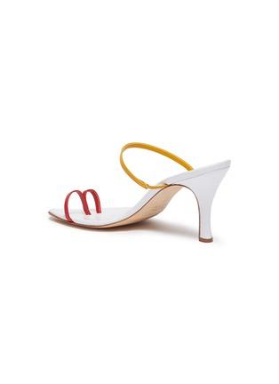 - CHRISTOPHER ESBER - 'Fu Yao' colourblock sandals